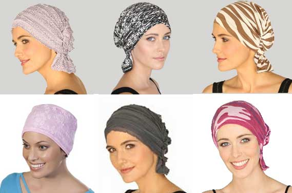Head Wraps & Turbans