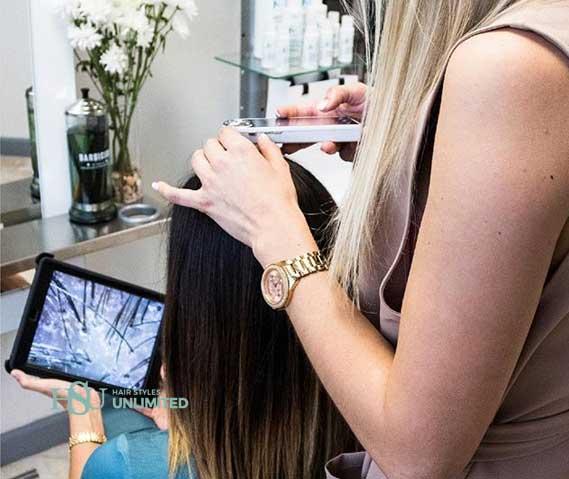 Aram Huvis Hair & Scalp Analyzer